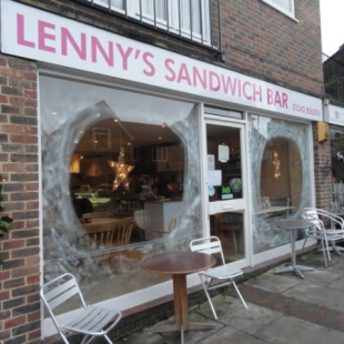 Sale of Lenny's Sandwich Bar in Forest Row