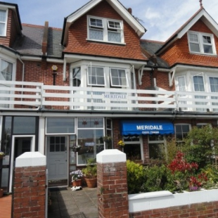 Sale of Meridale Guest House in Eastbourne