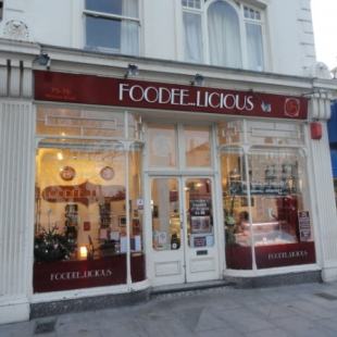 Sale of Foodee…Licious in Brighton & Hove