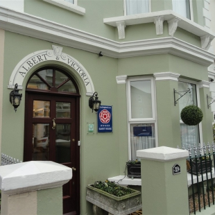 Sale of the Albert & Victoria Guest House in Eastbourne