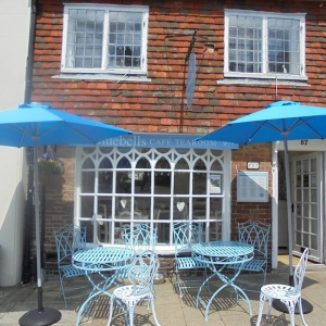 Traditional English Tearoom & Cafe