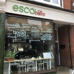 Licensed Bistro Cafe with Self-Contained Flat
