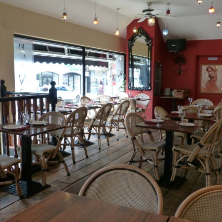 Tapas Restaurant & Bar in Chelmsford City Centre