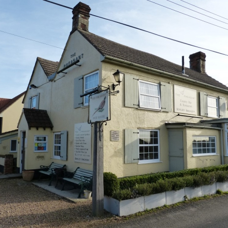 AWARD WINNING FREEHOLD PUB/RESTAURANT WITH GUEST ACCOMMODATION IN ESSEX VILLAGE