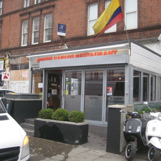 Licensed Colombian Restaurant