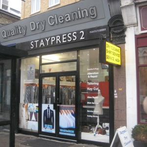 Well Established Dry Cleaners London For Sale